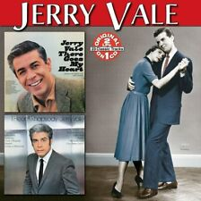 Jerry Vale: There Goes My Heart / I Hear A Rhapsody NEW CD