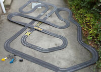 Scalextric 1:32 Classic Track - Job Lot Bundle Set **HUGE TRACK LAYOUT**  #DWp
