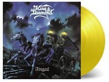 Abigail (LTD Yellow Vinyl) von King Diamond (2016)