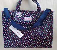 Cath Kidston Lucky Rose Open Carryall Shoulder Cross Body Tote Bag with Strap