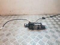 PEUGEOT 308 DOOR LOCK MECHANISM NSF PASSENGER FRONT A048069 1.6HDI ACTIVE 2013