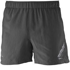 Salomon Agile Shorts M Men's Running Tracksuit Bottoms Jog Black 371195 XL