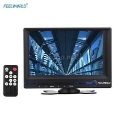 """FEELWORLD FW639AH 7"""" TFT LCD HD Monitor HDMI VGA AV for Video DSLR Camera S0R9"""