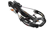 New Barnett Hyper Ghost 405 Crossbow Package Mossy Oak Treestand Monochromatic