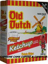 Old Dutch Potato Chips, Ketchup, 220 Grams/7.8 Ounces