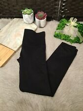 Spanx Look At Me Now Legging: Size M: Black #FL3515 (169)