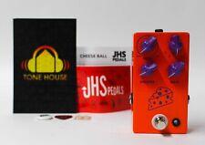 JHS Cheese Ball Distortion / Fuzz Guitar Effect Pedal - NEW