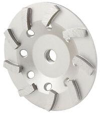 "4.5"" Turbo Segmented Diamond Grinding Cup Wheel Concrete 9 Seg"