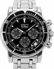 Zenith El Primero 02.0472.400 Stahl Mechanisch (Automatisch) Uhr, 1996