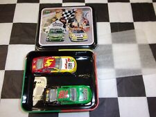 Terry & Bobby Labonte 2 car tin #18 #5 1996 Champion Commemorative NASCAR used