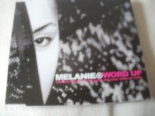 MELANIE B - WORD UP - 1999 UK CD SINGLE - SPICE GIRLS - MELANIE G