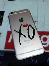 "The Weeknd ""XO"" vinyl Sticker Decal 2"" x 2"" 10pcs laptop cars mirrors"