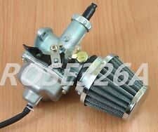 Carburetor W/ Air Filter Honda CB125 CB125S CG125 XL100S XR100 XR100R Carb