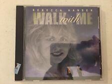 Rebecca Hansen Walk with Me CD Album bobjohn music