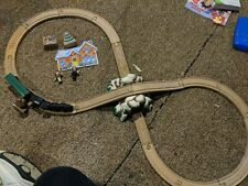 Brio The Polar Express Train Wooden Railway 32501 Holiday READ DESCRIPTION