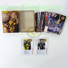 Collectible Playing card/Poker basketball 54 cards of The NBA star Kobe BRYANT