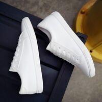 Zapatos de mujer Lienzo de cuero Elegante Zapato Casual Zapatillas de moda Nuevo