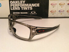 Oakley Turbine Grey Ink w/ Red Oakley Icons - New Display Model SKU# 9263-10