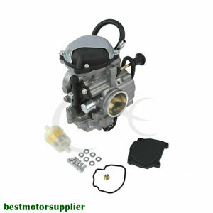 Aluminum Carburetor Fit For Yamaha Bear Tracker YFM250 1999-2004 03 02 2001