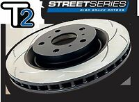 DBA T2 Disc brake Rotor Front FIT NISSAN NX COUPE/PULSAR DBA901S