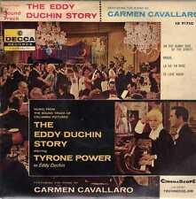 disco 45 GIRI Carmen CAVALLARO THE EDDY DUCHIN STORY