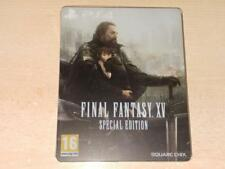 Final Fantasy XV Steelbook Special Edition PS4 Playstation 4 **FREE UK POSTAGE**