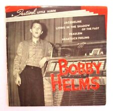 BOBBY HELMS - ULTRA RARE SELF TITLED AUSSIE EP FROM EARLY 1960's