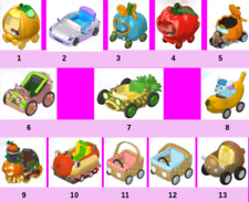 Webkinz World online game Pick 3 virtual Cars, Planes, or other Vehicles for $9