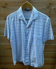 50s loop collar shirt