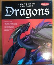 How to Draw and Paint Dragons [KIT] (2006 Walter Foster)