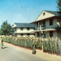 Fort Dix New Jersey Military Base with New Trainees Chrome Posted