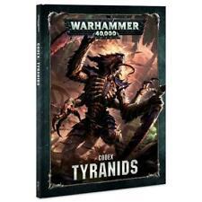 WARHAMMER 40K - CODEX TYRANIDS (ENGLISH HARDBACK)