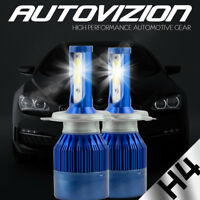 AUTOVIZION LED Headlight Conversion kit H4 9003 6000K 1999-2001 Toyota Solara