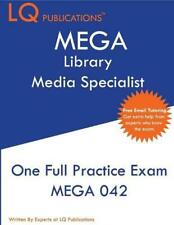 MEGA Library Media Specialist: One Full Practice Exam - 2020 Exam Questions - Fr