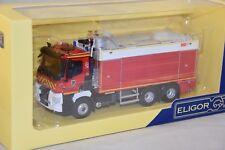Eligor 115521 - RENAULT C380 FMOGP Jacinto  pompiers  1/43