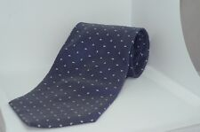 Nautica Men's Longboat Dot Flower pedal Tie Blue And Grey New with Tag
