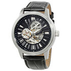 Invicta Vintage Automatic Black Skeleton Dial Mens Watch - Choose Color
