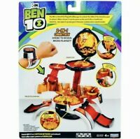 🔥NEW Ben 10 Micro Heatblast Playset 2-IN-1 Omnitrix CN Playmates Toy NIB