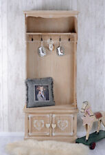 Wardrobe Country Style Hook Bar Shoe Cabinet Alps Design Coat Rack