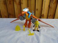 Fisher Price Imaginext Pterodactyl Dinosaur Plus Figure