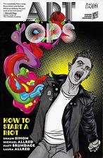 Art Ops Vol 1: How to Start a Riot by Mike Allred & Shaun Simon 2016 TPB Vertigo