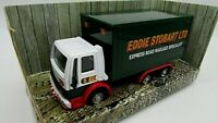 Boxed Corgi 2000  Eddie Stobart, Ford Cargo Box Van  V.G.C in box , model 59601