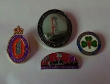 More details for ulster loyalist badge london somme association young citizen volunteers ni100