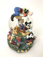 Disney Mickey Mouse and Friends Snow Globe Collectors Zip A Dee Doo Dah
