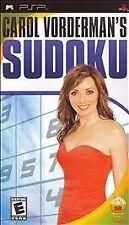 *NEW* Carol Vorderman's Sudoku Sony PS 2007 READ BELOW GREAT OFFER SUPER CHEAP