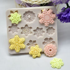 Silicone Chocolate Mould Candy Baking Mold Cookies Cake Decorating DIY Moulds
