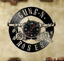 Orologio disco vinil clock orologio da parete gunsn roses 2