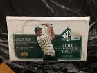 2001 SP Authentic Golf Cards 39