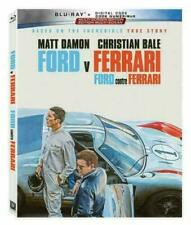 FORD V FERRARI - BLU RAY - DISC IS MINT
