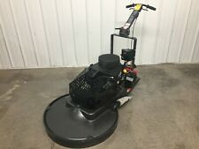"Pioneer Eclipse 420Bu 28"" Propane Floor Buffer with dust skirt."